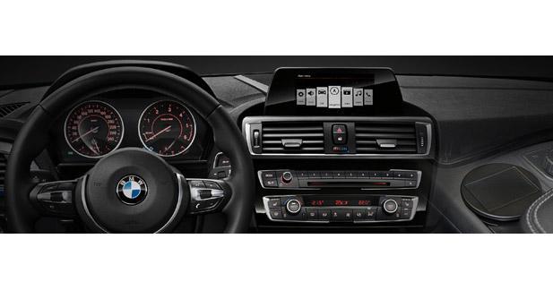 Rajoutez la navigation et le multimédia à votre BMW F20