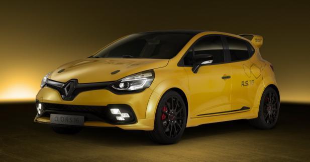 Renault Clio RS 16 : la plus méchante des Clio