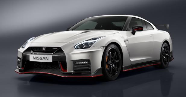 Nissan offre un repoudrage à la GT-R Nismo