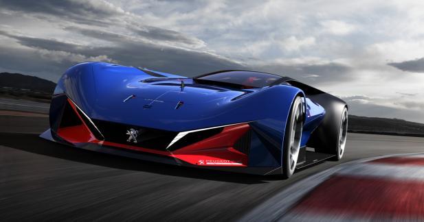 Peugeot L500 R Hybrid Concept : le lion s'habille en proto