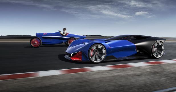0 à 100 km/h en 2,5 secondes !