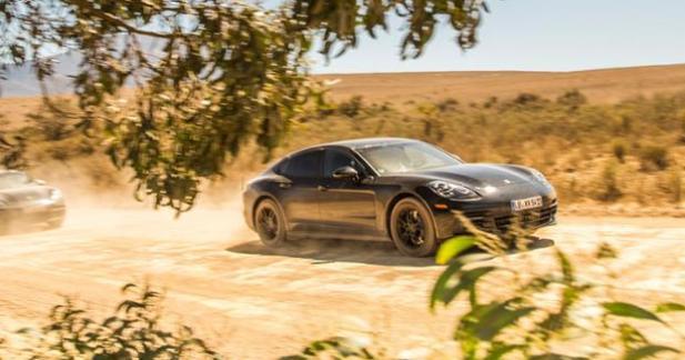 Première vidéo officielle pour la nouvelle Porsche Panamera