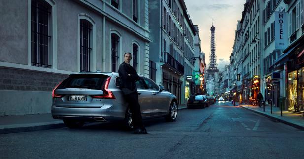 La Volvo V90 approuvée par Zlatan Ibrahimovic