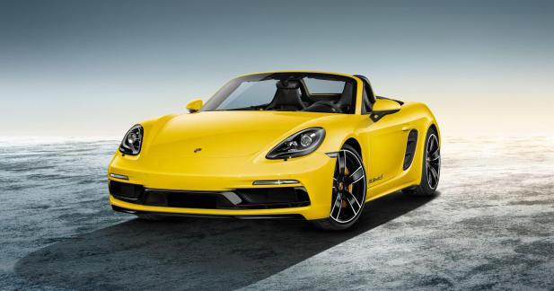 Porsche Exclusive embellit les 718 Cayman S et Boxster S