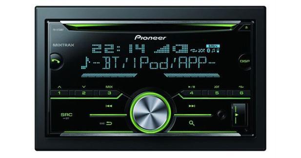 Pioneer présente un autoradio compatible avec Spotify