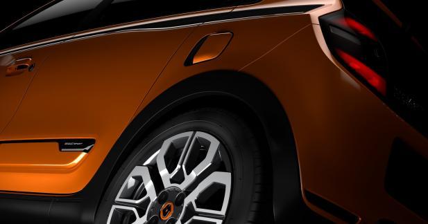 La Twingo de Renault Sport se prépare