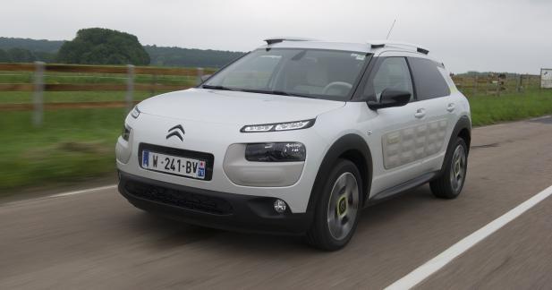 Citroën dévoile sa nouvelle suspension à butées hydrauliques