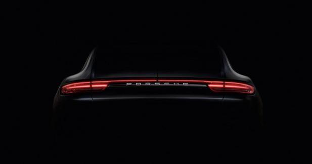 Nouvelle Porsche Panamera : rendez-vous le 28 juin