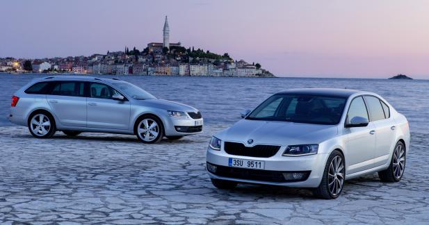 La Skoda Octavia adopte un 3-cylindres et la suspension adaptative