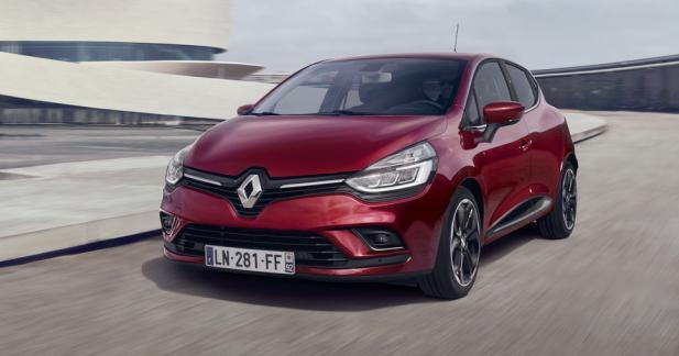 Renault Clio 4 restylée : pour rester au sommet