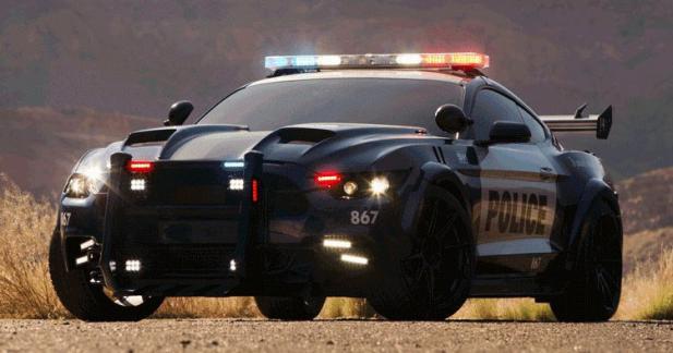 Une méchante Ford Mustang au casting du prochain Transformers