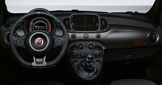 La nouvelle Fiat 500 S adopte un système hi-fi BeatsAudio