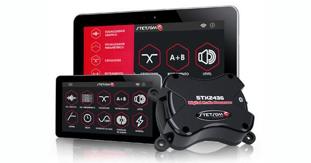 Stetsom présente un DSP programmable par Smartphone ou tablette tactile