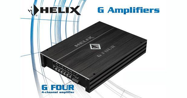 Helix dévoile une nouvelle gamme d'amplificateurs