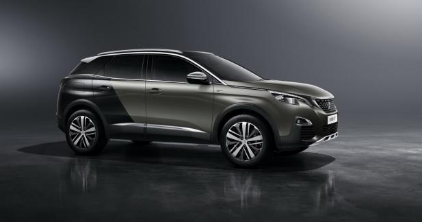 Peugeot dévoile les 3008 GT et GT Line