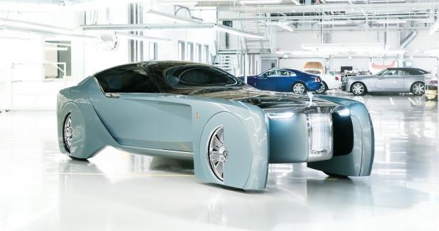 Le retour des carrosseries uniques chez Rolls-Royce