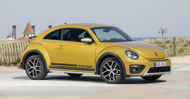 Essai Volkswagen Coccinelle Dune : t'as le look coco