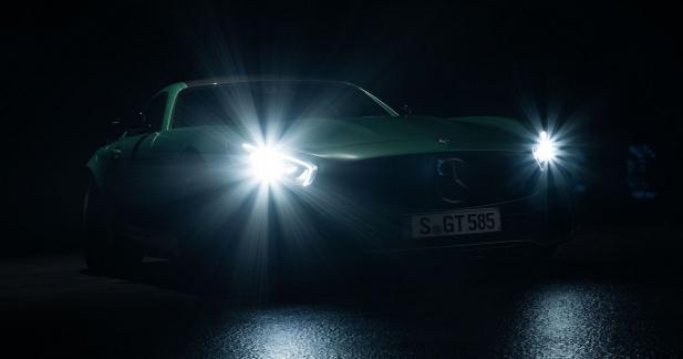585 ch pour la Mercedes-AMG GT R