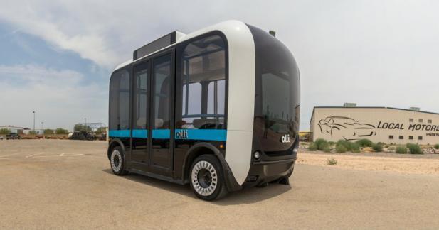 transport en commun electrique