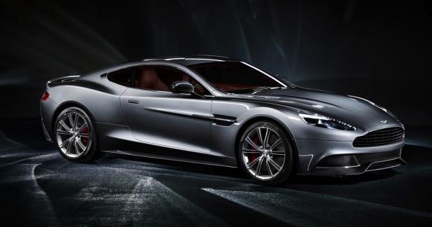 La future Aston Martin Vanquish pourrait développer plus de 700 ch