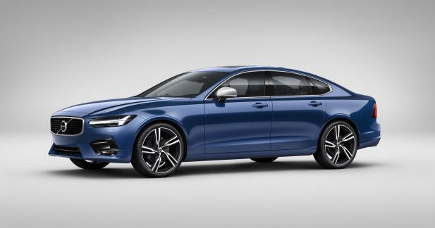 Volvo lance les S90 et V90 R-Design