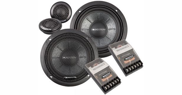 Soundstream renouvelle sa gamme de haut-parleurs Reference