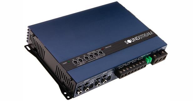 Soundstream dévoile sa nouvelle gamme d'amplis Rubicon Nano
