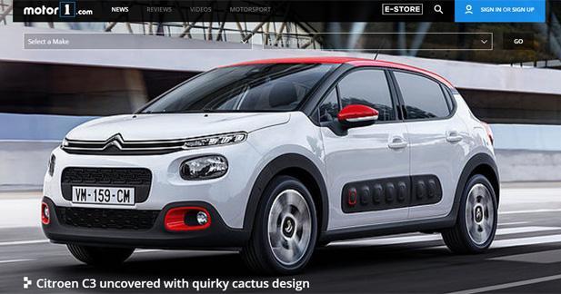 La nouvelle Citroën C3 se montre un peu plus tôt que prévu