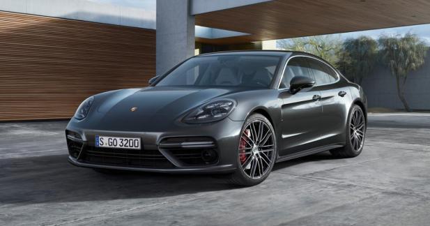 Nouvelle Porsche Panamera : grand tourisme à la sauce 911