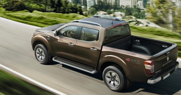 Renault Alaskan Et Maintenant Le Mod 232 Le De S 233 Rie