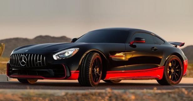 Transformers 5 : la Mercedes-AMG GT R aussi au casting