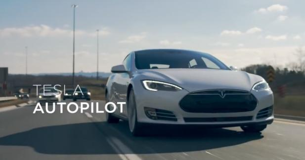 Tesla déplore un premier accident fatal avec son pilote automatique