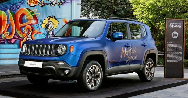 Ça swingue pour Jeep au Montreux Jazz Festival