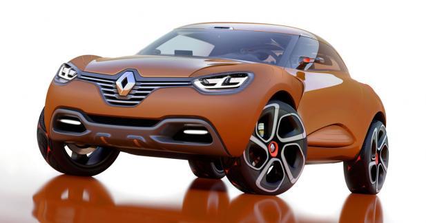 Un SUV coupé signé Renault au Mondial de l'Automobile ?