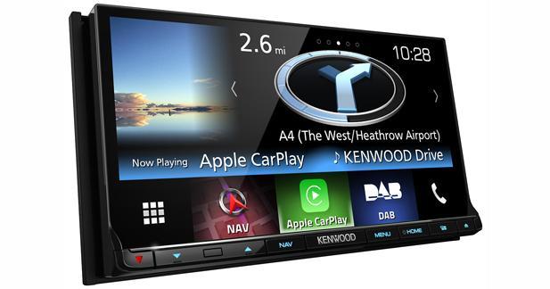 Kenwood DNX8160DABS : l'autoradio Smartphone par excellence