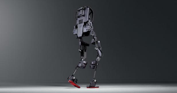 Les exosquelettes débarquent dans une usine BMW