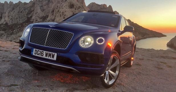 essai bentley bentayga le luxe haut perch. Black Bedroom Furniture Sets. Home Design Ideas