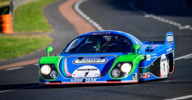 Les plus belles autos du Mans Classic 2016