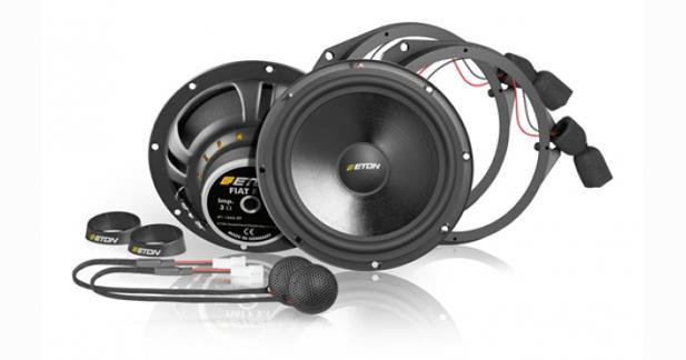 Un kit hi-fi « plug and play » pour Fiat Ducato chez Eton