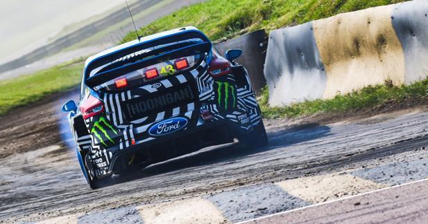 Son engagement en FIA World Rallycross