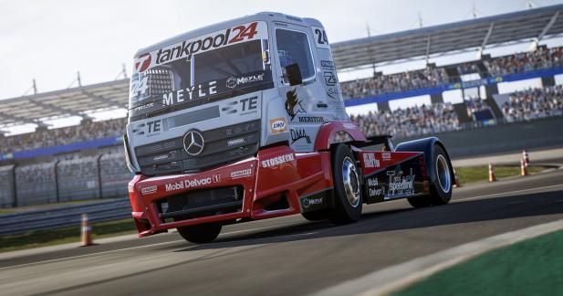 Forza Motorsport 6 accueille un camion de course et la surprenante BMW Isetta