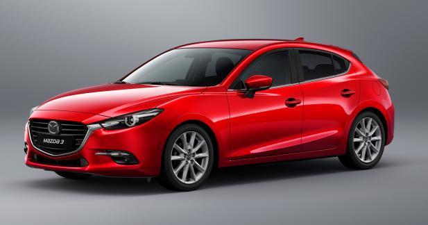 Mazda 3 restylée : plus de caractère au volant