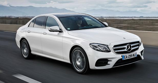 Essai Mercedes Classe E : ADN de Classe S