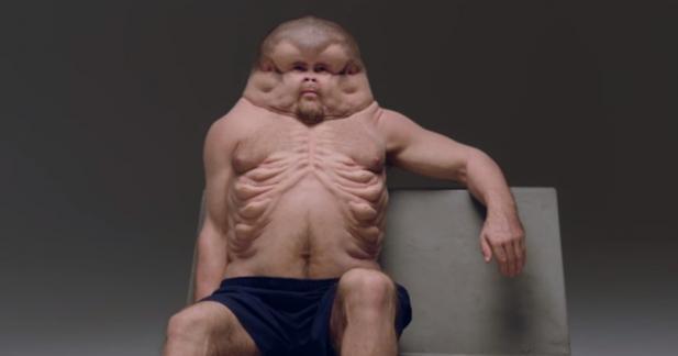 Voici le corps parfait pour survivre à un accident de la route