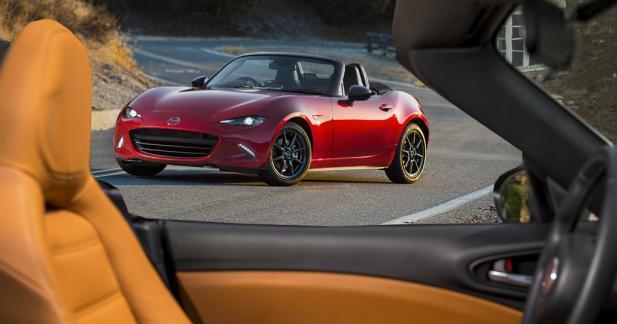 Collaboration avec Mazda