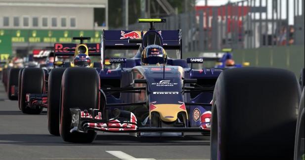 Le jeu F1 2016 dévoile son mode Carrière