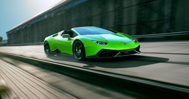 Lamborghini Huracan Spyder par Novitec Torado : 860 ch et un avis de tempête