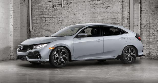 Honda Civic 2017 : pensée pour l'Europe, intronisée en Amérique