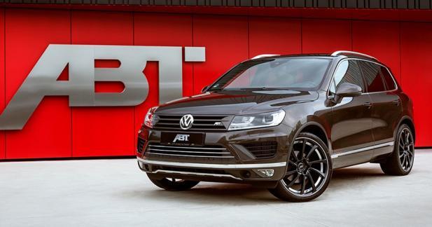 Volkswagen Touareg V8 TDI par ABT : le SQ7 n'a qu'à bien se tenir