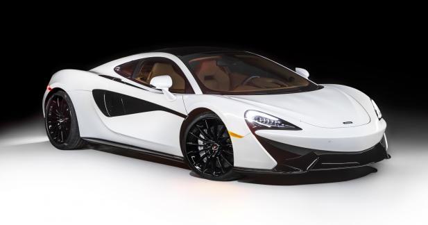 McLaren 570GT par MSO : la bourgeoise s'encanaille